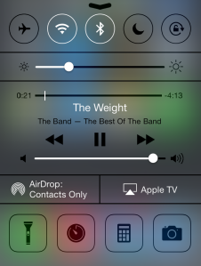 Controlling AirPlay from iOS 7 Is AirPlay feeling about half past dead? Yes, if it is on a crappy Wi-Fi network.
